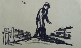 Меер Аксельрод — Иллюстрации к еврейским рассказам