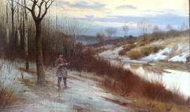Виктор Батурин — На охоте