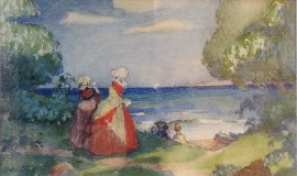 Петр Нилус — Прогулка вдоль моря