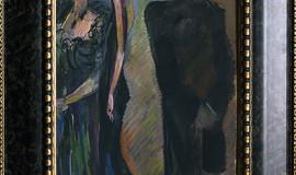 Александра Кольцова-Бычкова — Парижские типы