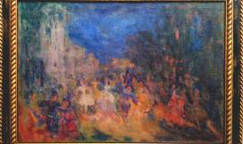 Николай Сапунов — Ночное празднество