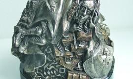 Григорий Златогоров — В Цфате