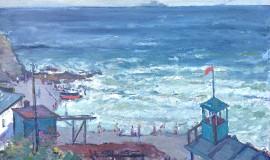 Илья Кац — Берег моря