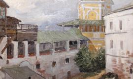 Эрнест Лисснер — Монастырь